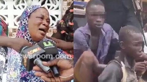 Kasoa Ritual Killing: Mother of the deceased breaks silence; eyewitness narrates how the two teenagers masterminded the act