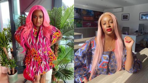 """""""You have all the money but you don't know how to dress fashionably"""" – DJ Cuppy told as she engages in media brawl with fan"""