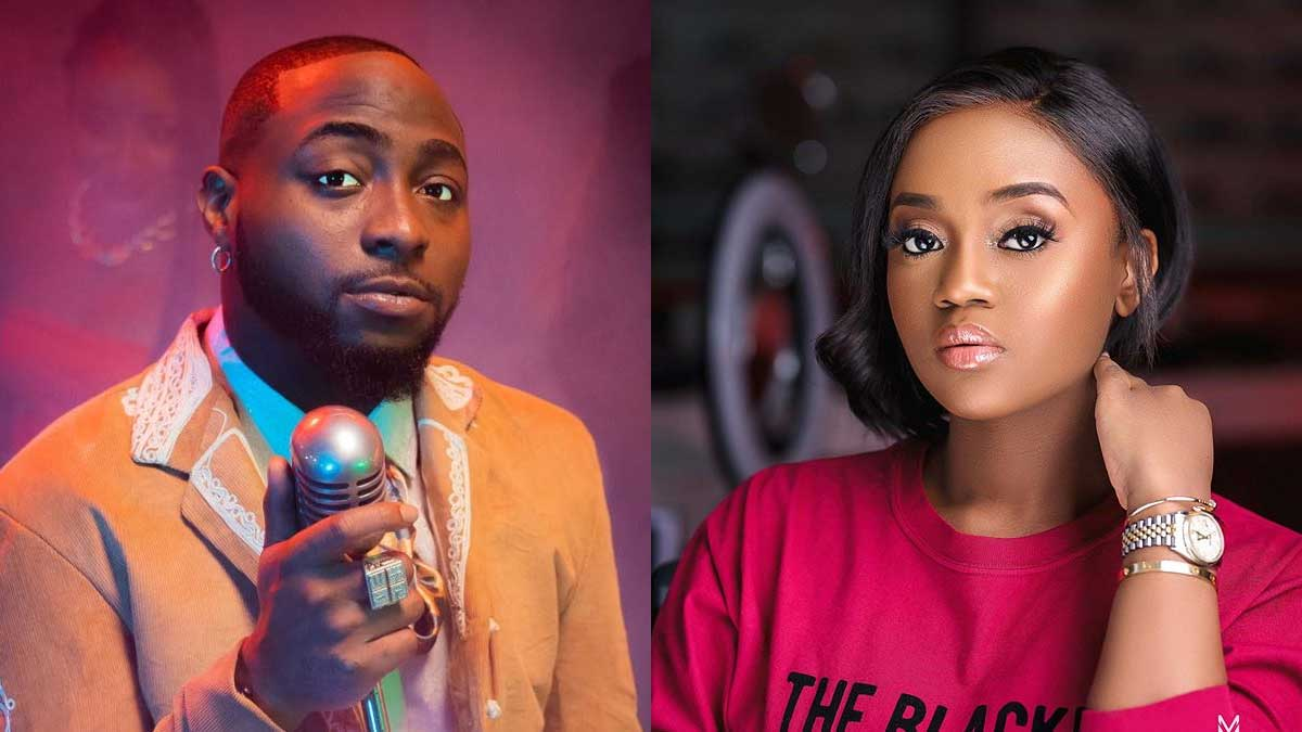 Come back home and apologize to Chioma – Fan advises Davido after flying to Ghana from US