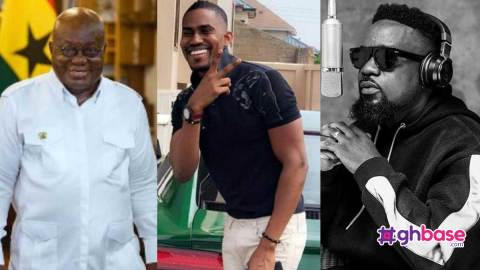 Return the money you took from Nana Addo because Dumsor is back – Ibrah One tells Sarkodie