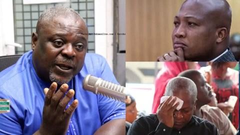 Koku Anyidoho exposes Okudzeto Ablakwa; reveals the real reason for his resignation from PAC