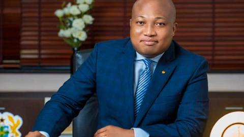 Don't 'pollute' the seat of government with lies – Ablakwa issues warning Eugene Arhin