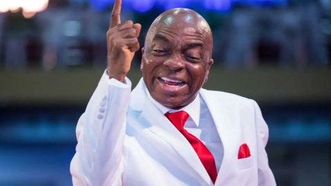 'Social media has taken away people's destiny' — Bishop Oyedepo tells youths