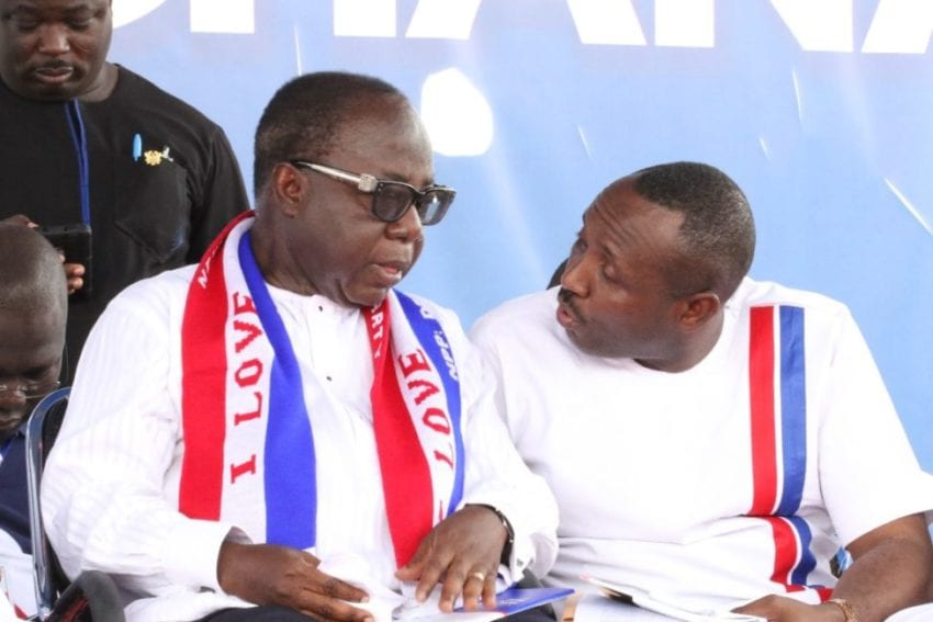 Those saying #FixTheCountry are NDC supporters – NPP Chairman, Freddie Blay