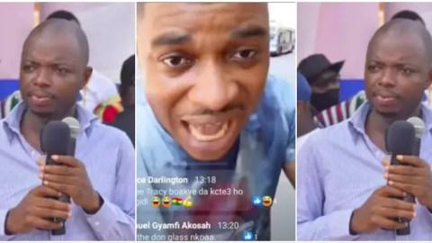 "Gyimie! ""No dustbin in Accra so how do you tell someone to #FixYourself? – Twene Jonas hits Abronye DC hard"