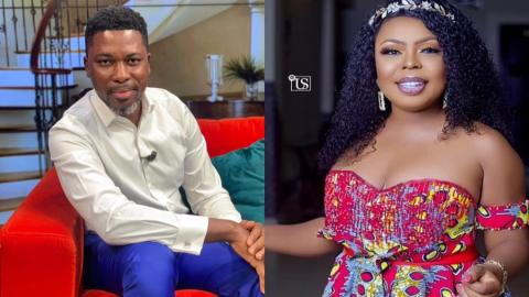"""""""When you used to lift oil from BOST, did you complain about the economy?"""" – Afia Schwar questions 'hypocritical Kwame A Plus [Video]"""