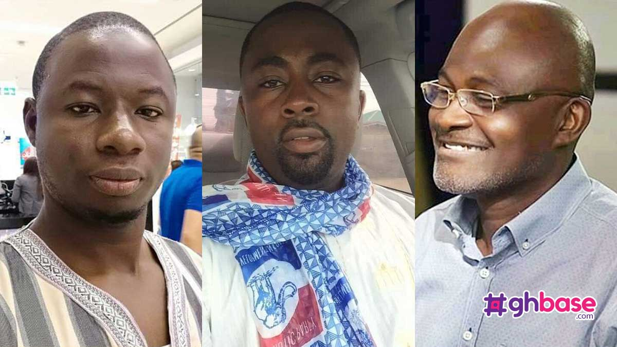 Ansu Gyeabour, the alleged killer of Ahmed Suale boldly replies Kennedy Agyapong (+VIDEO)