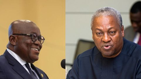 Flashback: Mahama Is Too Dangerous And Cannot Be Trusted To Protect The Public Purse – Old Tweet Of Nana Addo Pops Up