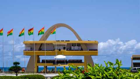 Ghana amongst 21 countries placed on high-risk money laundering list