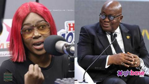 You'll Be Remembered For All The Brutality The Citizens Are Facing And How Silent You Were – Yvonne Nelson To Nana Addo