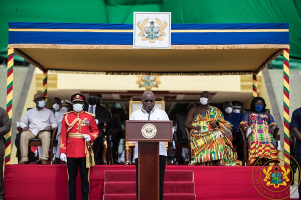 """""""If you show disloyalty or disrespect, you will be sacked"""" – Akufo-Addo warns deputy ministers"""
