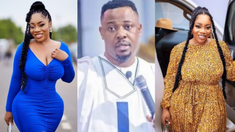 Read Your Bibles And Stop Allowing Men Of God Confuse And Brainwash You – Moesha Buduong Advises