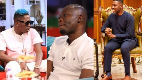(+VIDEO) Arnold Asamoah Baidoo Is The Most Principled And Firm Guy In The Entertainment Industry – Kwame Aplus And Netizens Say After His Encounter With Shatta Wale