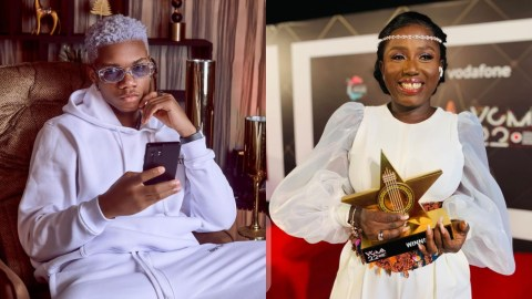 """Did You Expect To Go And Thank God This Sunday For Winning Award With """"Shut Up And Bend Over""""? Netizens Mock Kidi"""
