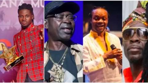 'Ghanaians would soon respect me like Daddy Lumba, Kojo Antwi and Amakye Dede' – Kuami Eugene