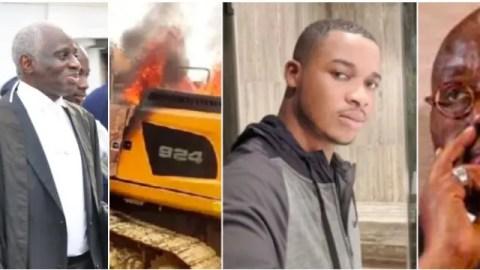 Tsatsu Tsikata backs Twene Jonas; says burning of galamsey excavators nonsense and illegal
