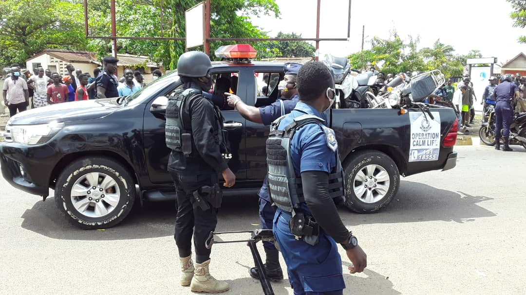 Cape Coast: Robbers attack man in broad light, escape with unspecified amount of money [Video]