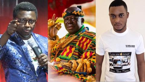 """""""Curses hurled at Twene Jonas by chiefs won't work because they were not sanctioned by Asantehene"""" – Opambour explains [Video]"""