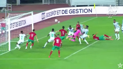 """""""Get him out of the Black Stars now"""" – Ghanaians descend on Abalora for conceding cheap goal against Morocco [Video]"""
