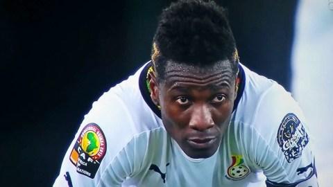 I've not retired from football, expect my Black Stars return – Asamoah Gyan