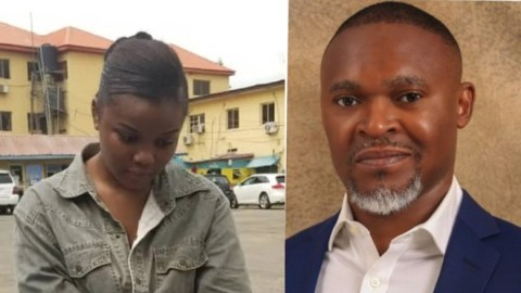 """Super TV CEO murder: ' I do not want to die"""" – Suspect, Chidinma pleads forgiveness & asks for her life to be spared"""