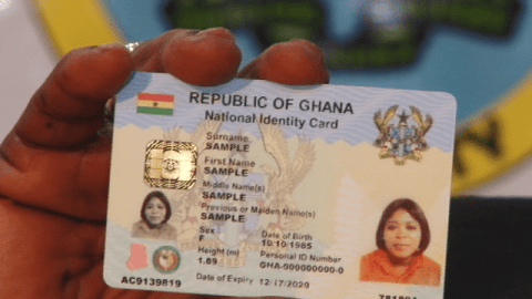Ghana Card replaces SSNIT ID number effective today, what you need to know