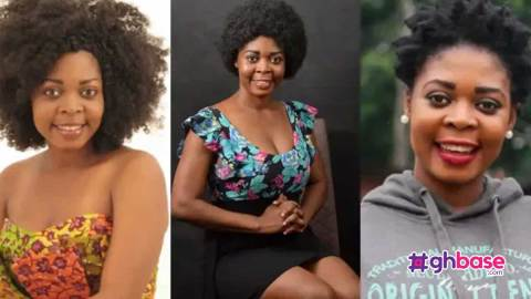 Sad as German authorities take Joyce Dzidzor Mensah's son away from her, reason why she shared sui.cide note on Facebook days ago (Watch)