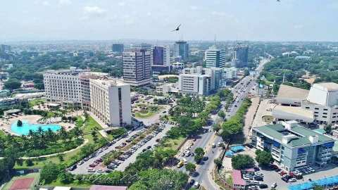 """Accra, Ghana featured in TIME Magazine's """"The World's 100 Greatest Places Of  2021"""""""