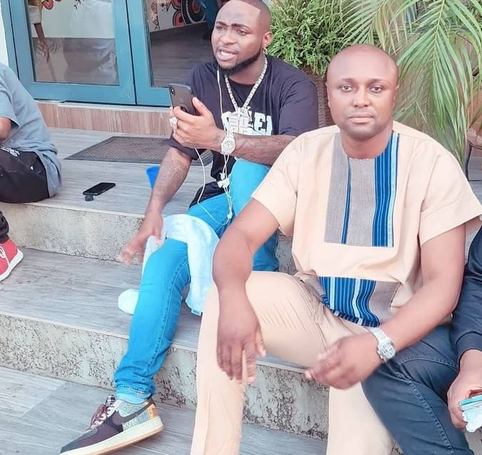 Davido Reportedly Sacks His Manager, Israel DMW For Adding His Voice To Hushpuppi And DCP Abba Kyari Fraud AllegationsDavido Reportedly Sacks His Manager, Israel DMW For Adding His Voice To Hushpuppi And DCP Abba Kyari Fraud AllegationsDavido Reportedly Sacks His Manager, Israel DMW For Adding His Voice To Hushpuppi And DCP Abba Kyari Fraud Allegations