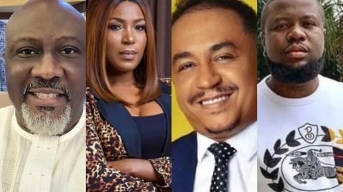 Kemi Olunloyo Reveals Hushpuppi Has Named Linda Ikeji, Dino Melaye, Daddy Freeze, And Others As His Accomplice [Video]