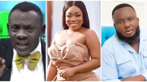 Akrobeto mocks Moesha for giving her life to Christ, Kaywa angrily reacts (Watch)