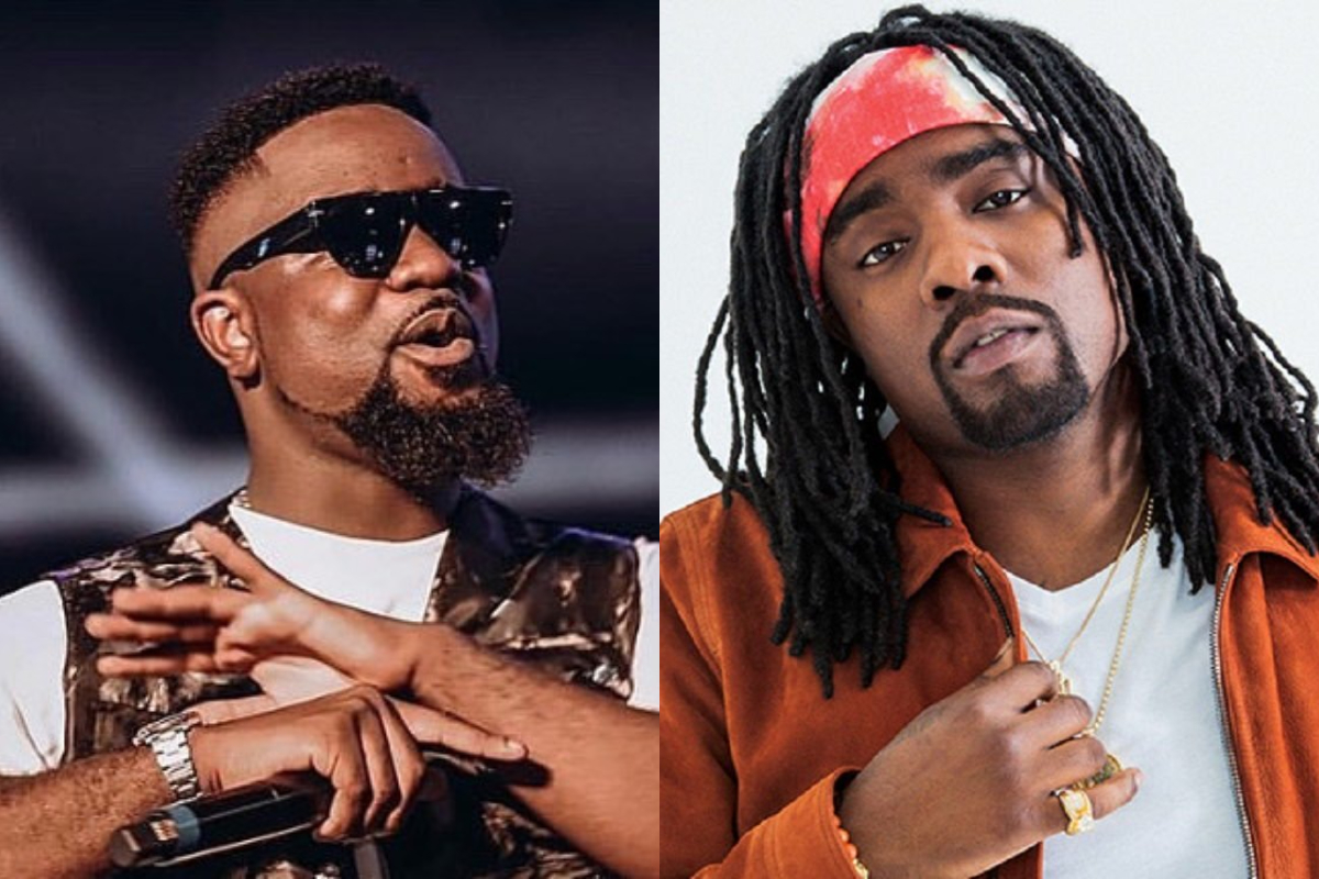 """Check Out How Two Fans Slammed American Rapper, Wale For Promoting Sarkodie's """"No Pressure"""" Album"""