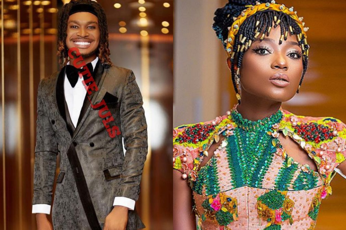Informant Leaking Moesha Boduong's Secret To Salma Mumin Is Staying With Efya - Blogger Drops Details