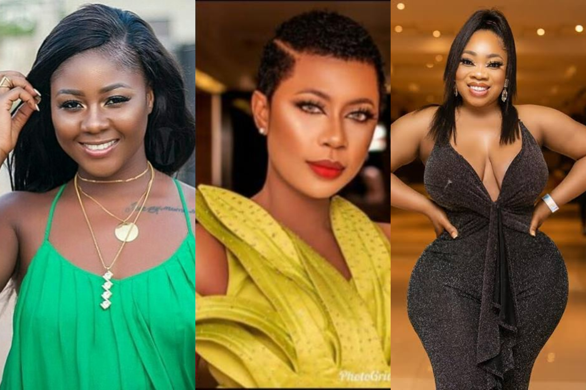 Actress, Selly Galley Joins The List Of Celebs To Criticize Salma Mumin, Says You Don't Celebrate When Your Neighbor's House Is On Fire