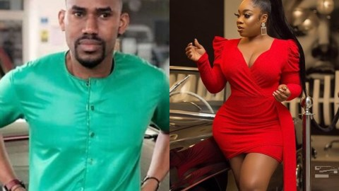 Ibrah One Insinuates Moesha Boduong Is Mad Because She Went To India For Charms