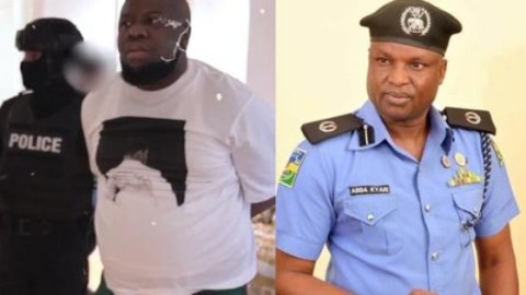 Police Service Commission Discloses DCP Abba Kyari May Be Dismissed Over Allegations Of Being Hushpuppi's Accomplice