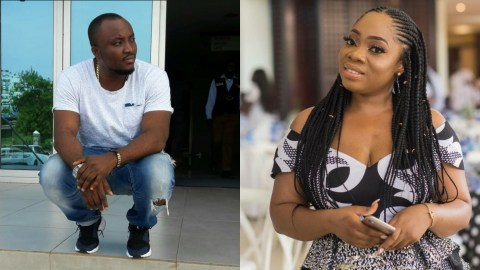 Gyae wo nhwehw3animu no! Netizens descend on DKB for saying he has been calling Moesha to assist her but she's not answering