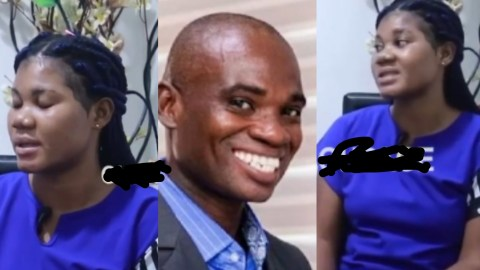 """(VIDEO) """"He Promised To Marry Me And I Allowed Him Chop Me In A Hotel"""" – 17 Year Girl Impregnated By Dr UN Finally Speaks"""