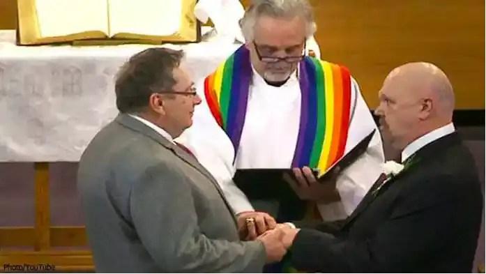 Methodist Church votes to allow same-sex marriages