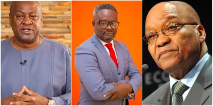 John Mahama should be jailed like Jacob Zuma – Kofi Akpaloo