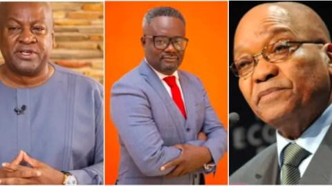 John Mahama should have been jailed like Jacob Zuma – Kofi Akpaloo insists