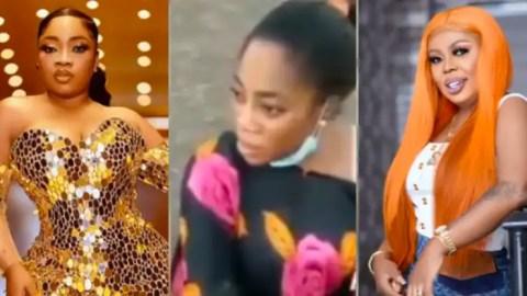 Video: 'Moesha Boduong has mental issues' – Afia Schwar confirms