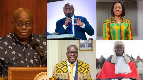 This is the new and updated salaries of key government officials – 2021
