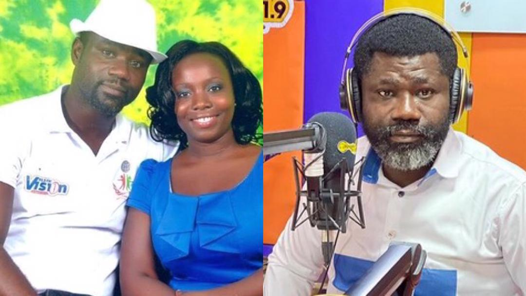 """""""I left Nana Yaw Sarfoh because he was very abusive & sleeping with plenty girls"""" – Ex-wife Janet Owusu says her side of the story"""