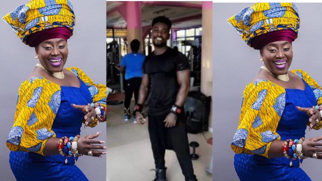 Exclusive: Slain gym instructor was allegedly dating & chopping Akumaa Mama Zimbi for 7 years & was in the room when he was killed [Details]