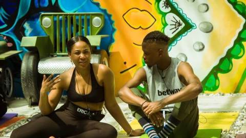 Stylist, Timi Blasts People For Criticizing BBNaija's Laycon And Erica For Squashing Their Beef