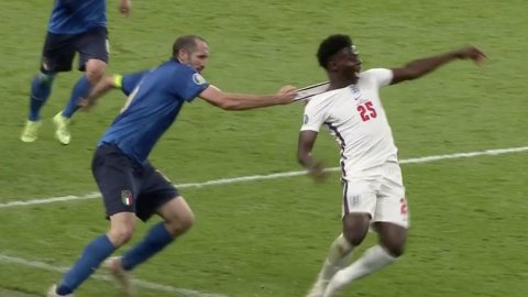 """Euro 2020: """"I placed a curse on Saka to ensure that he missed the penalty kick"""" – Giorgio Chiellini claims"""