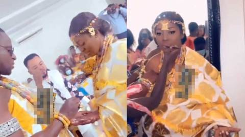 Funny Face's ex-wife remarries; beautiful videos drop