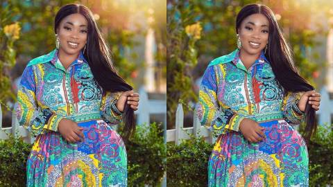 Moesha Boduong has been cursed by wives of rich married men she dated – Moesha's friend betrays her (+AUDIO)