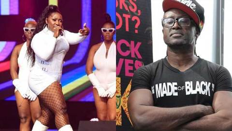 Reggie Rockstone advises Eno Barony to drop the female rapper tag